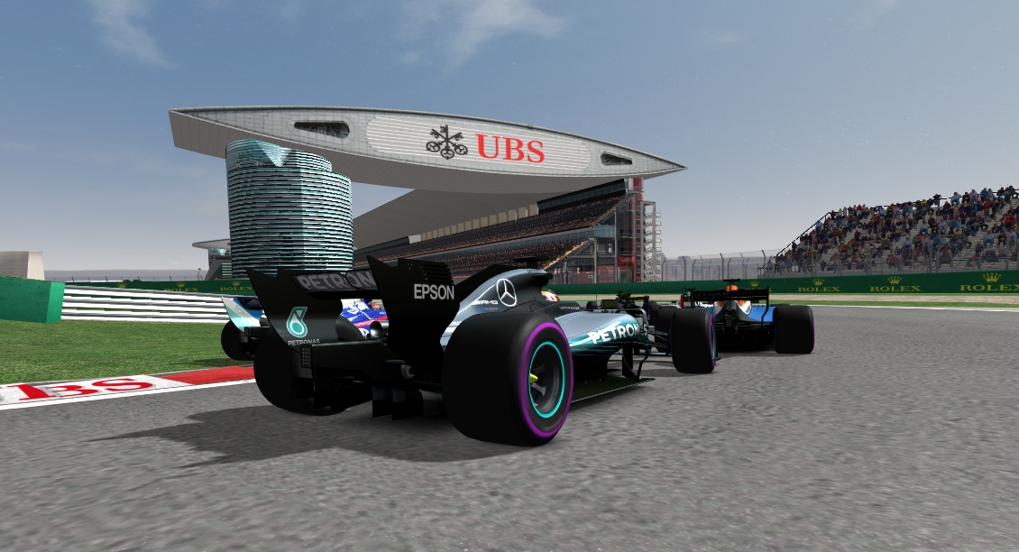 AMS track updates by Climax F1 Shangh12