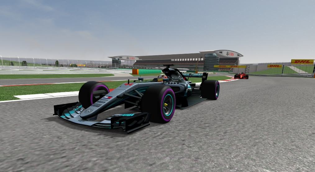 AMS track updates by Climax F1 Shangh13