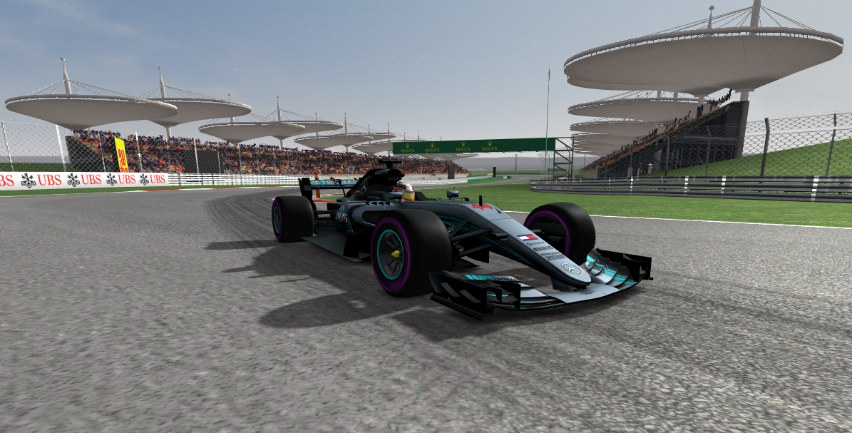 AMS track updates by Climax F1 Shangh15