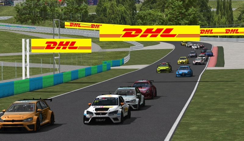TCR mod by SimCareer - Page 2