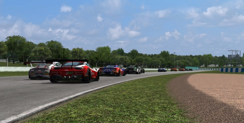 AMS track updates by Climax F1 Zhuhai20