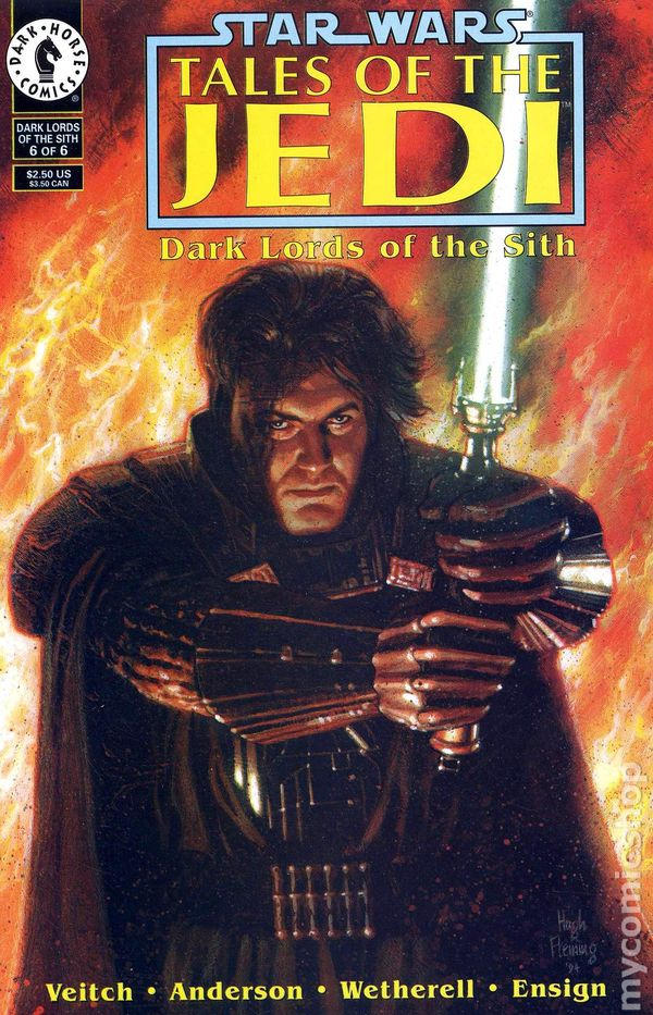 Relatos de los Jedi: Los señores oscuros de los Siths 79605110