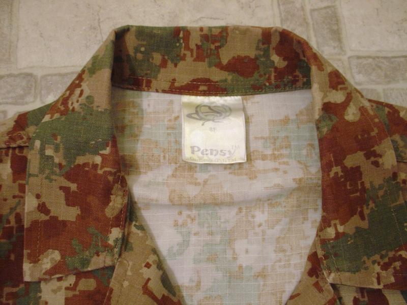 Unknown Camo Parachutist Tunic Pensy Tag Dsc00016