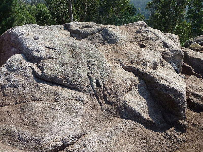 De la grotte CHAUVET à La PASTÈQUE prohibée : la VULVE SACRÉE A_shee11