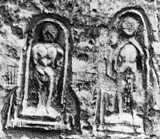 De la grotte CHAUVET à La PASTÈQUE prohibée : la VULVE SACRÉE Graffi12