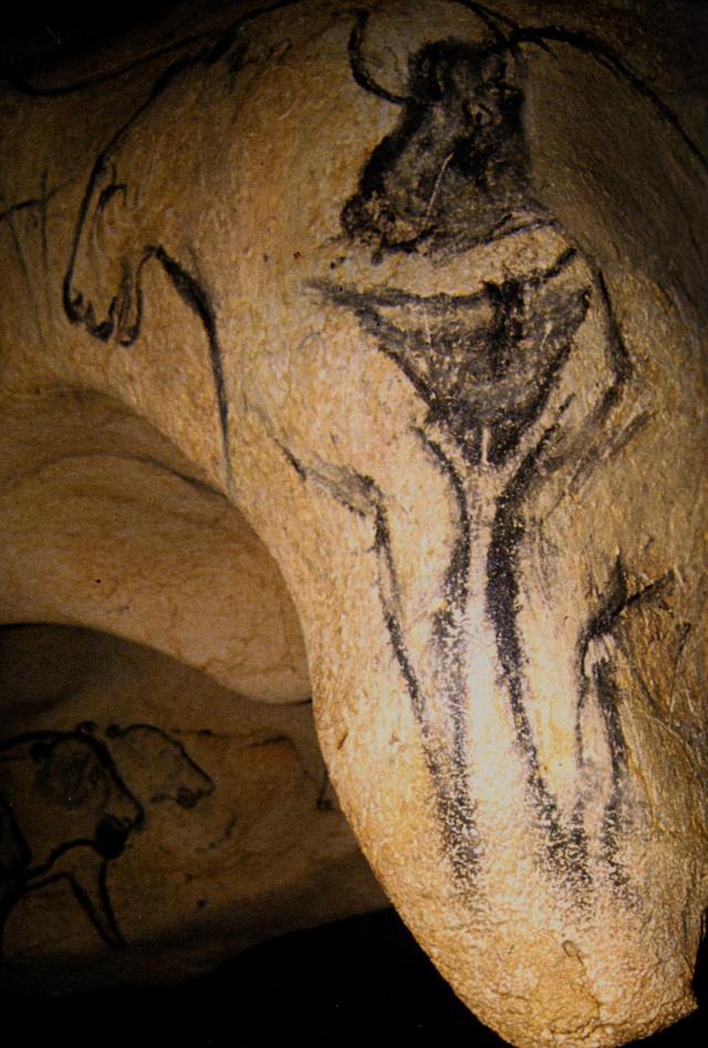 De la grotte CHAUVET à La PASTÈQUE prohibée : la VULVE SACRÉE Venus110