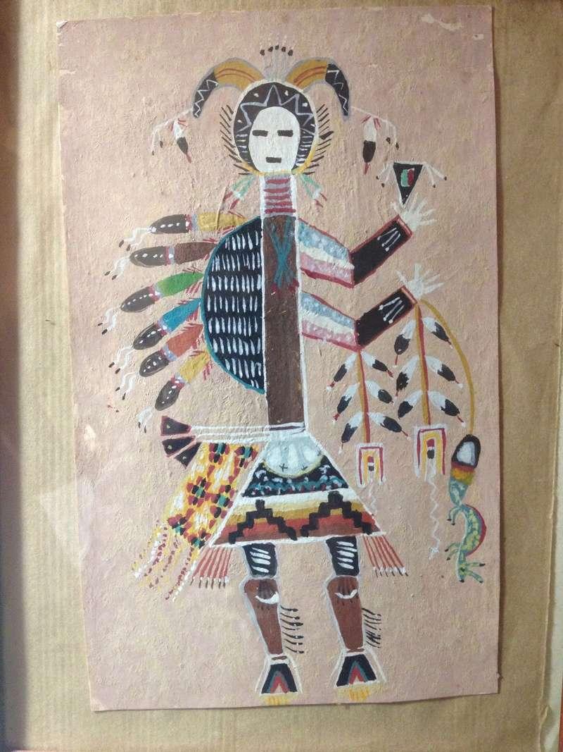 Oeuvres de jeunesse de Betsy Peintu10