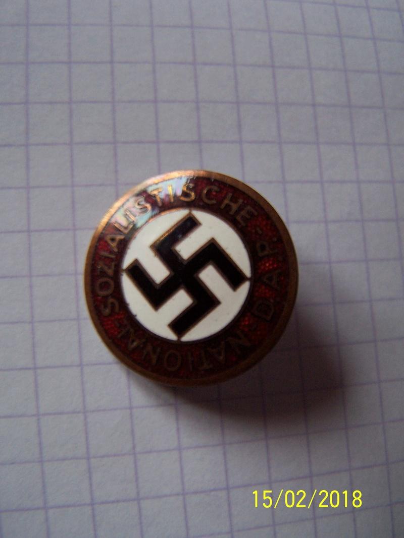 insigne politique WWII 100_4617
