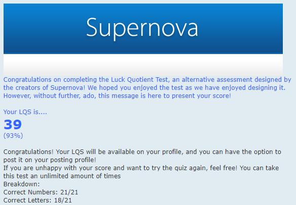 "Supernova 5.0.0 Update - ""Eternity"" Lqnoti10"