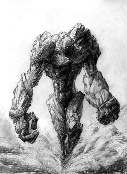 Le Bestiaire Golem010