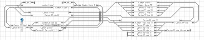 Raccordement des matériels en digital Plan_r11