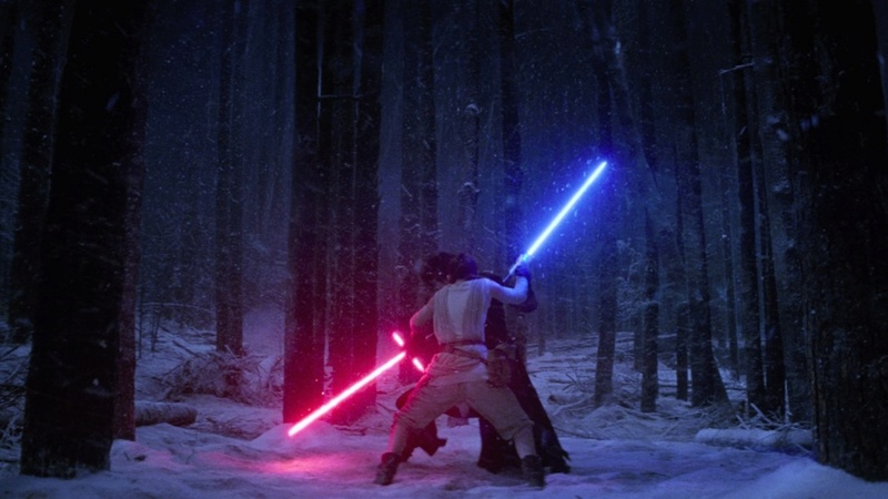 Is George Lucas the original Reylo? Epvii_10