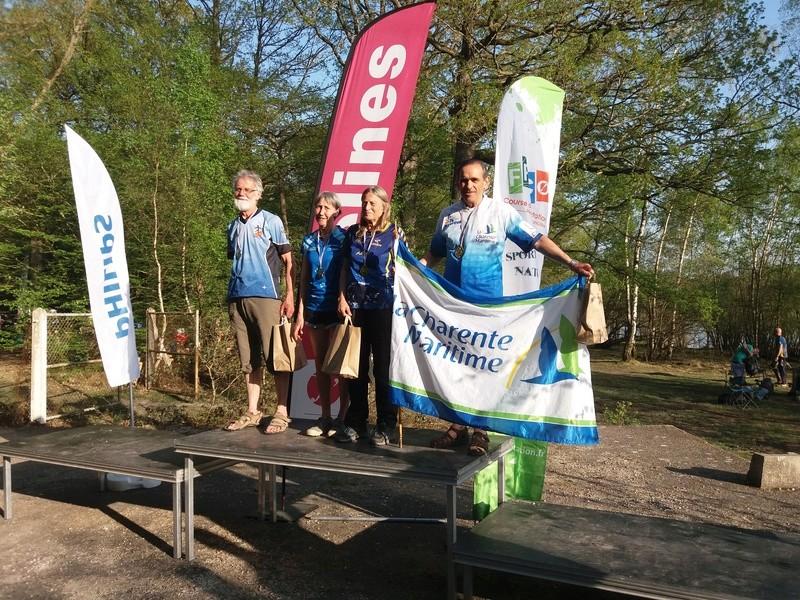 Championnat de France Moyenne  distance     21 avril   Saint Léger en Yvelines 20180410