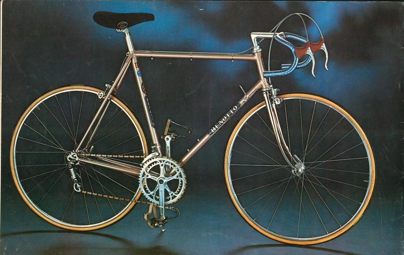 Benotto Modèle 3000 - 1978 Benott11