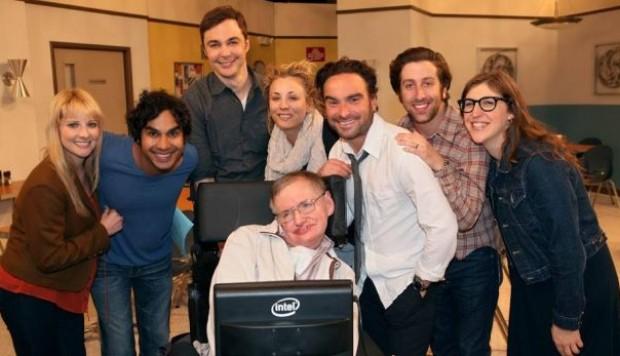 Muere Stephen Hawking.  5aa8b611