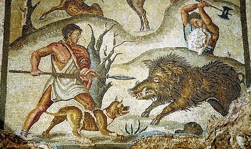 Los mejores relatos de la Mitología Griega Meleag10