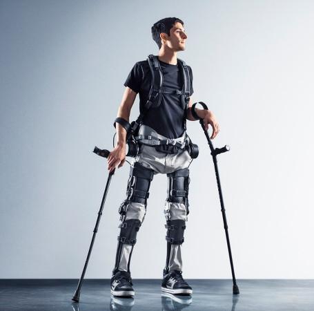 armadura exoesqueleto Volver10
