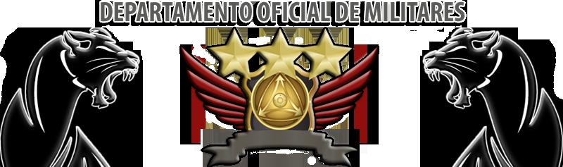Departamento Oficial de Militares