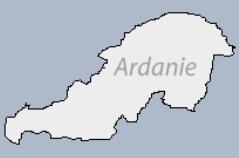 Revendication territoriale de l'île d'Ardanie par la LED Ardani10