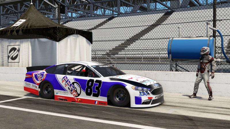 NASCAR ALLIANCE EPR/FFSR Receiv10