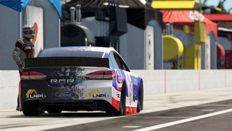 NASCAR ALLIANCE EPR/FFSR Receiv12