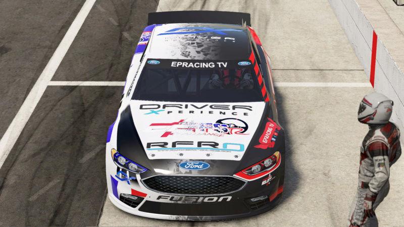 NASCAR ALLIANCE EPR/FFSR Receiv13