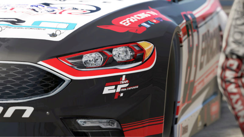 NASCAR ALLIANCE EPR/FFSR Receiv14