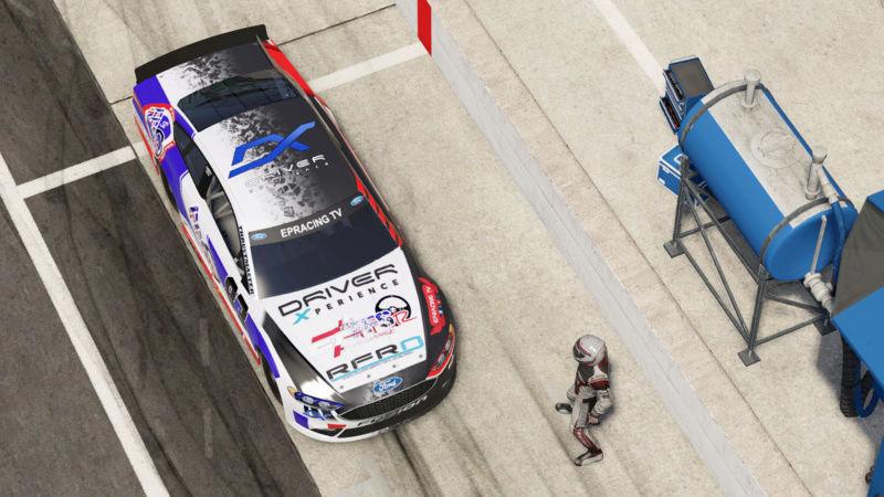 NASCAR ALLIANCE EPR/FFSR Receiv15