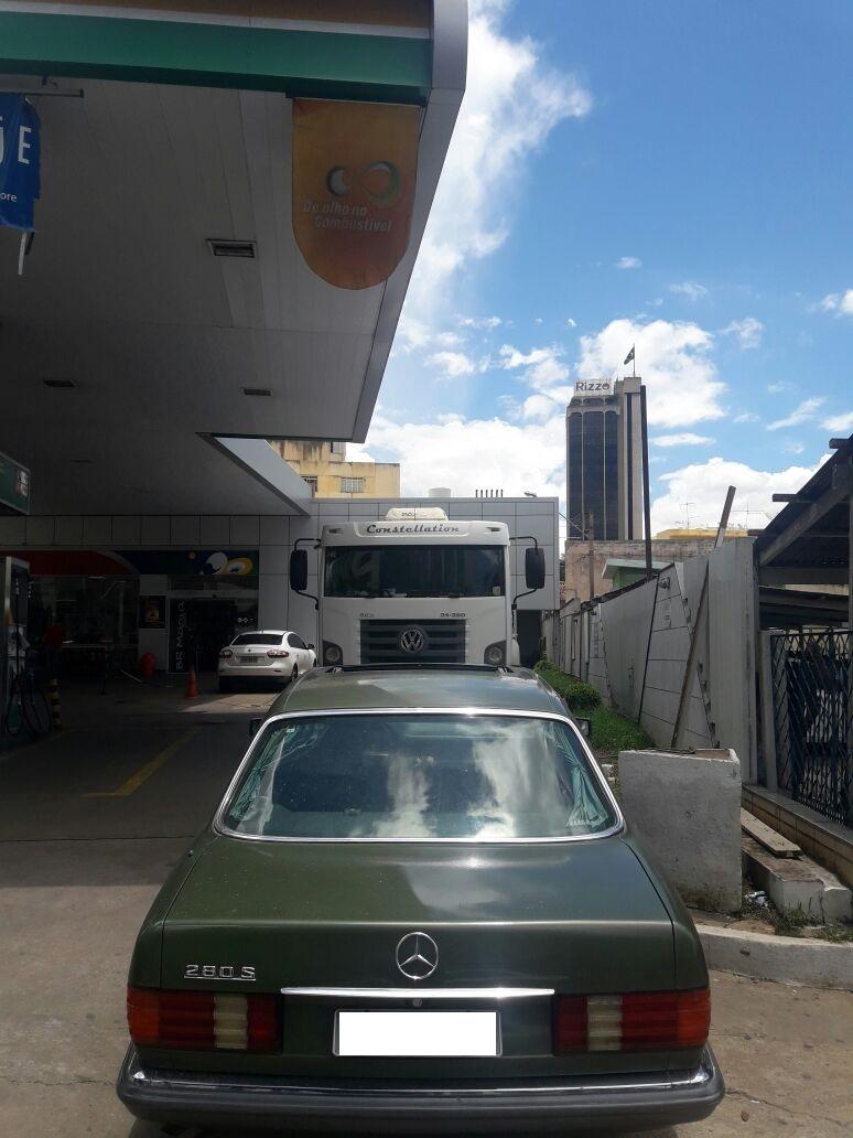 VENDO W126 280S 1983 75.000KM. R$22.000,00 Merced12