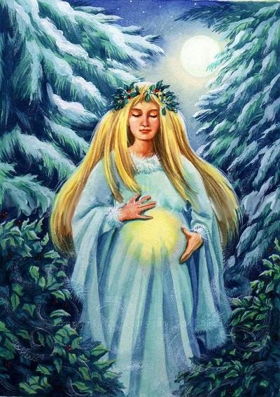 L'origine des fêtes de Noël Dyesse10