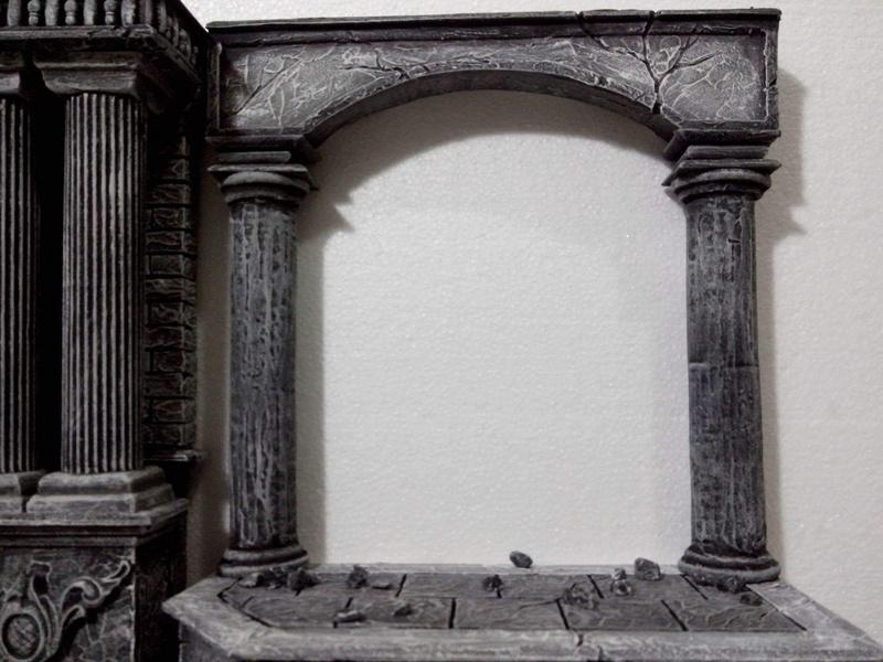 Dioramas Saint Seiya Receiv10