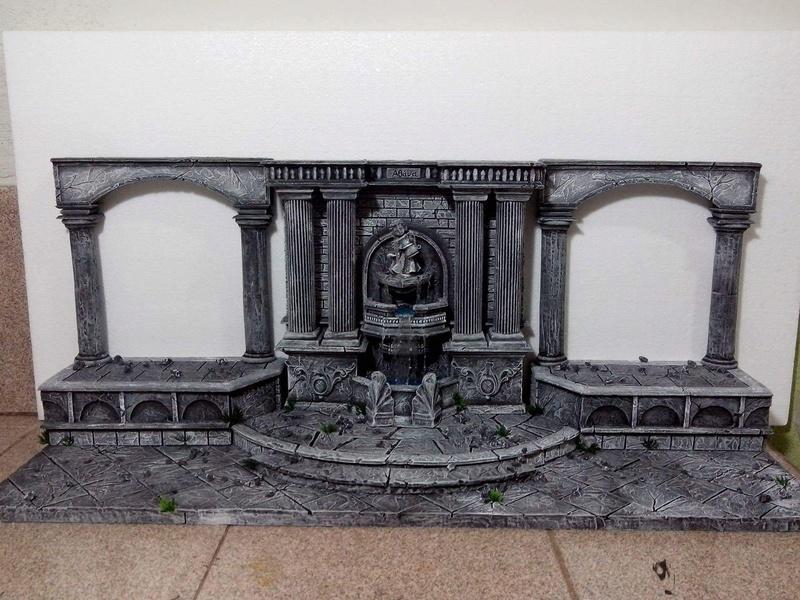 Dioramas Saint Seiya Receiv11
