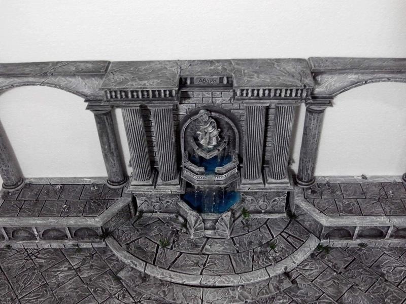 Dioramas Saint Seiya Receiv13