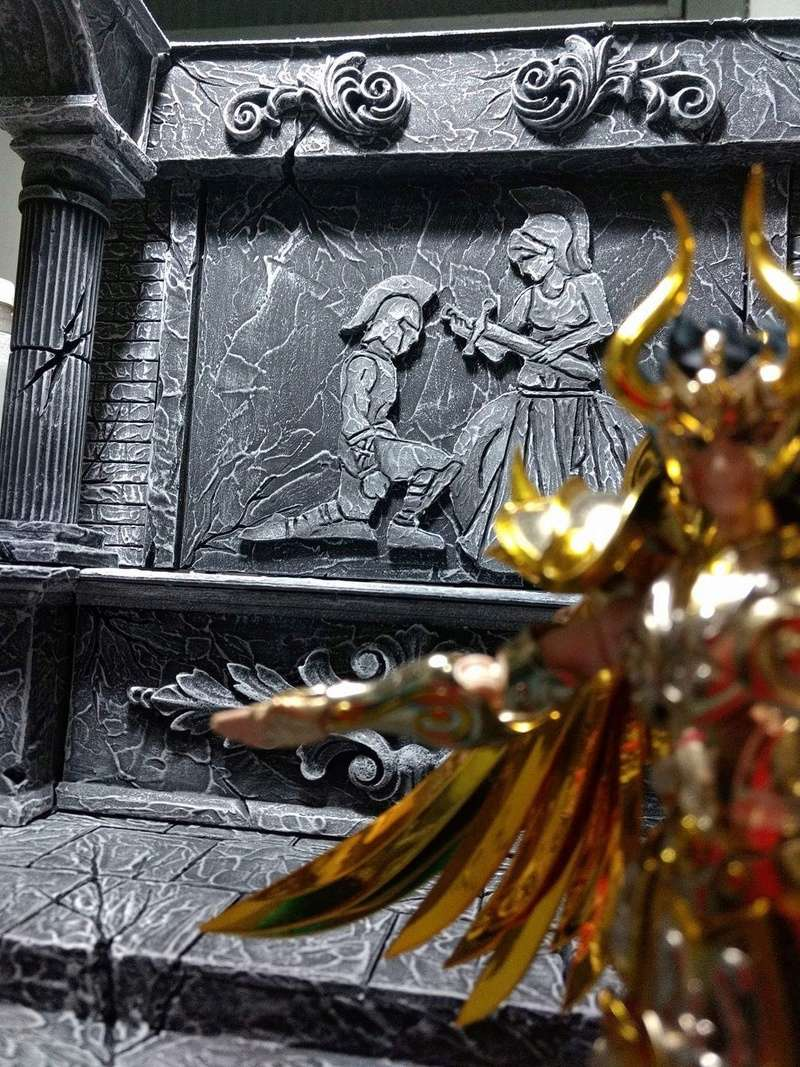 Dioramas Saint Seiya Shura210