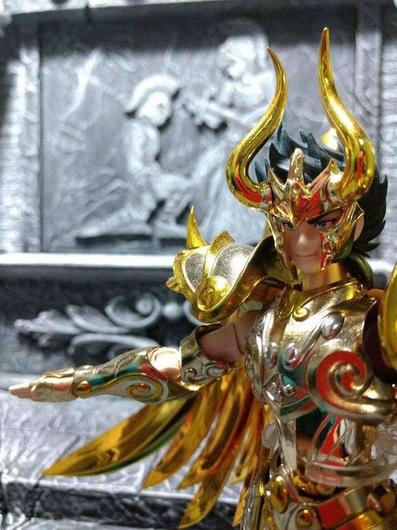 Dioramas Saint Seiya Shura310