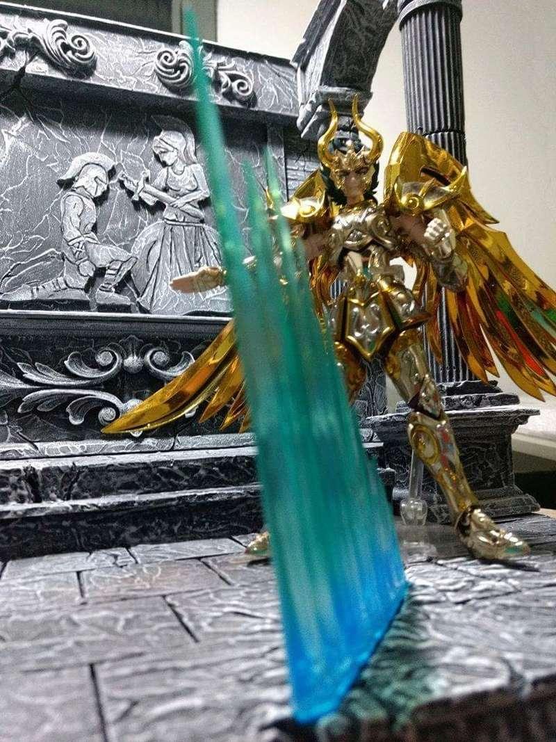 Dioramas Saint Seiya Shura410