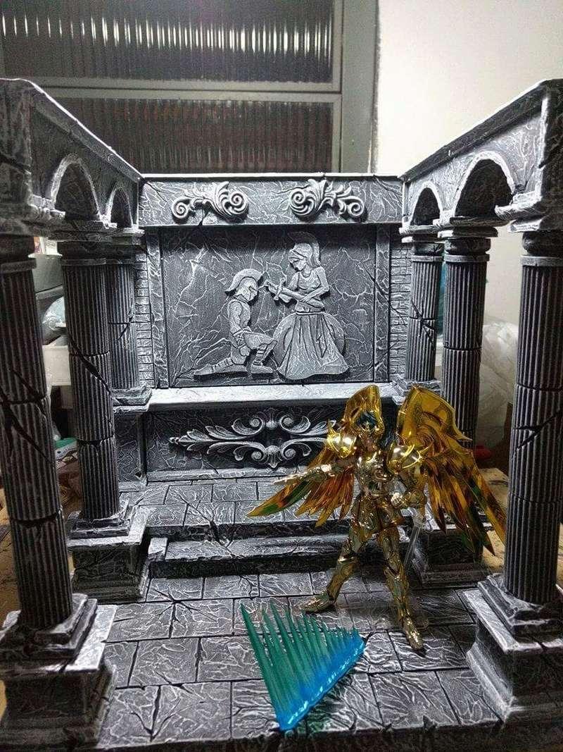 Dioramas Saint Seiya Shura510