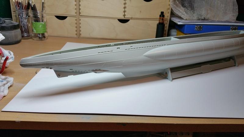 U-Boot VII C Revell 1/72 00211