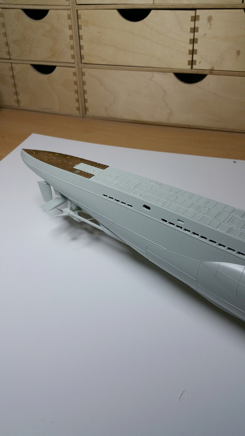 U-Boot VII C Revell 1/72 00510