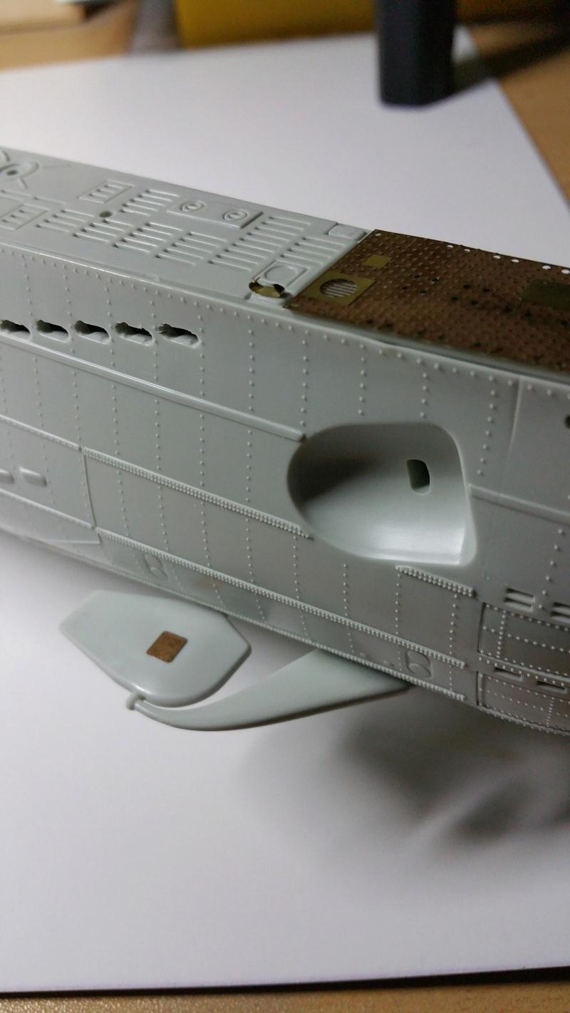 U-Boot VII C Revell 1/72 00710