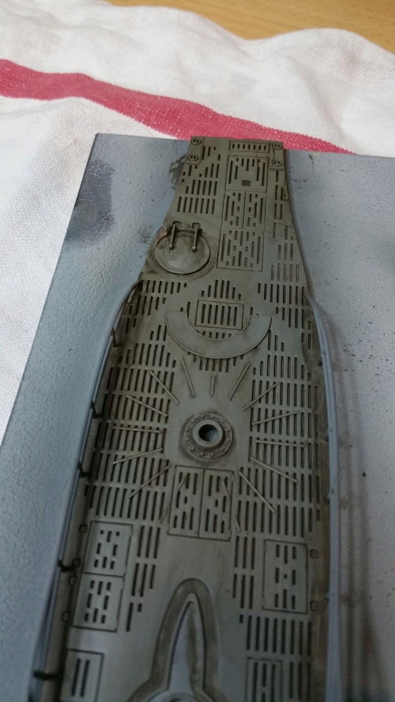 U-Boot VII C Revell 1/72 01510