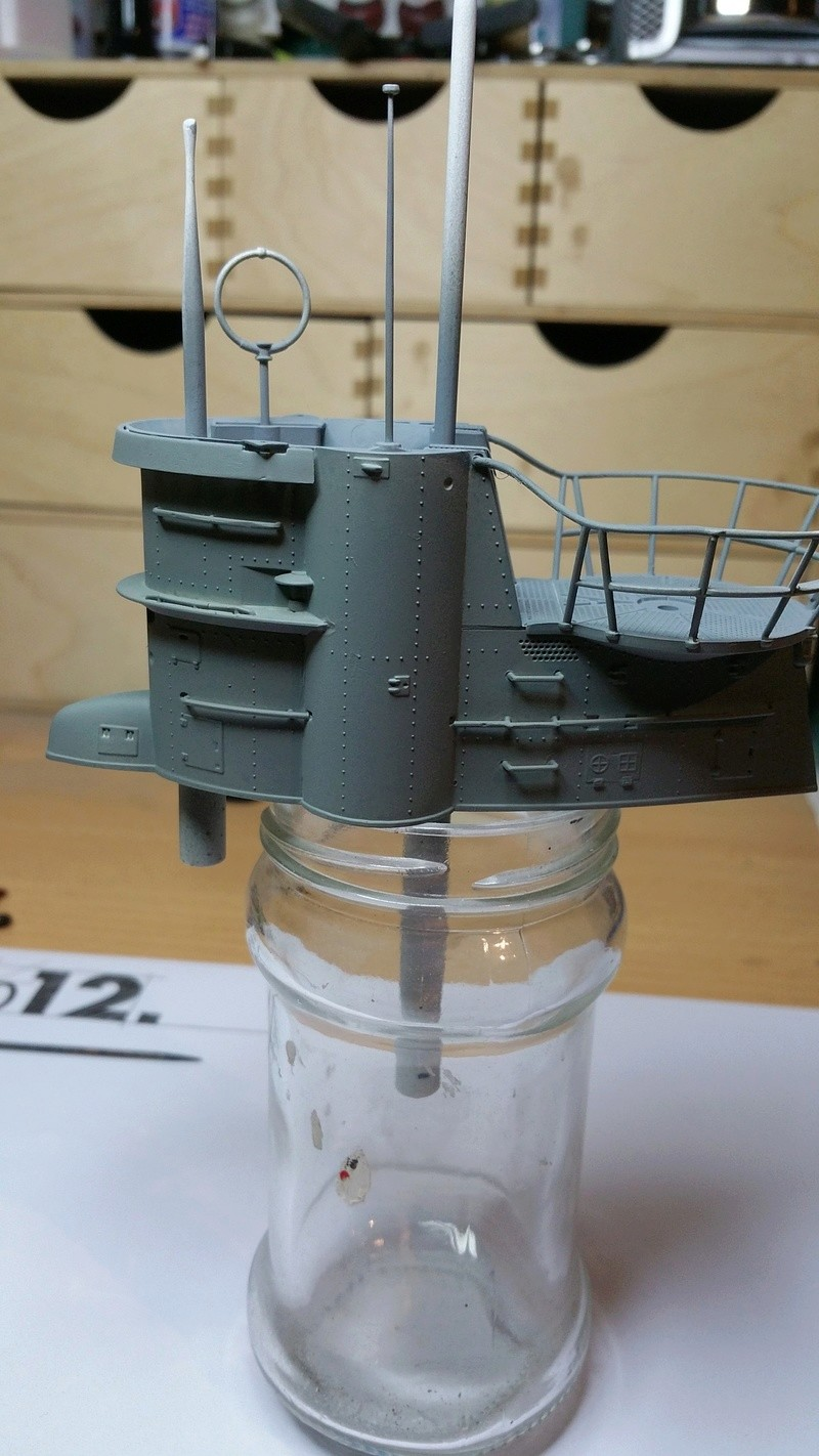 U-Boot VII C Revell 1/72 01912