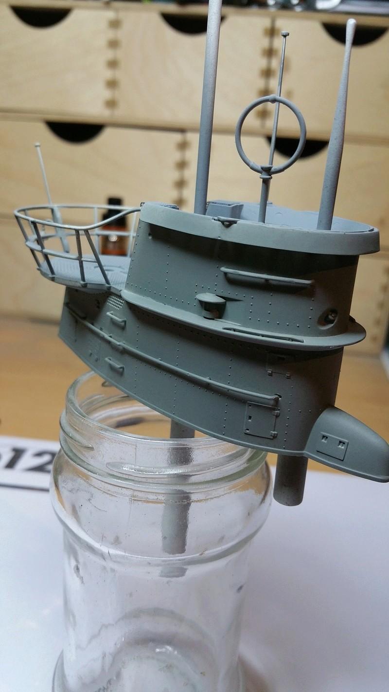 U-Boot VII C Revell 1/72 02012