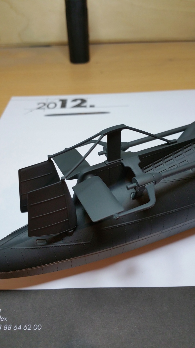 U-Boot VII C Revell 1/72 02211