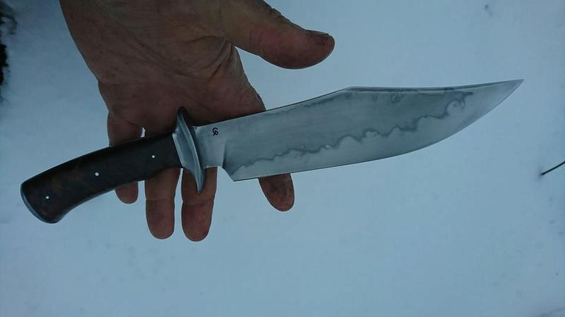 Acier pour couteaux. - Page 2 Grygor11