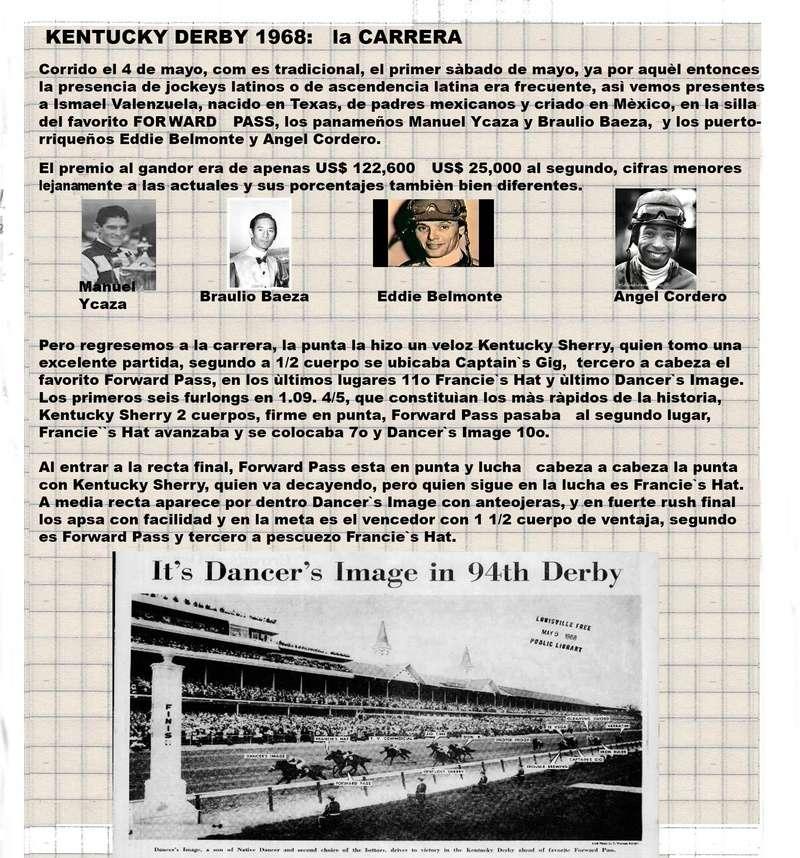 1968_ KENTUCKY DERBY : FORWARD PASS 1968_k11