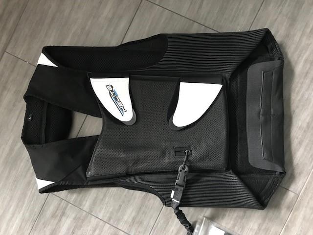 Présentation Air-Bag Hélite air 2 210
