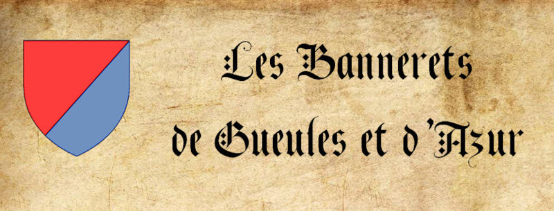 Les Bannerets de Gueules et d'Azur