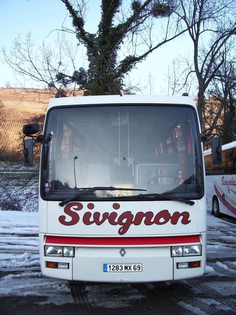 Cars Sivignon-Beaujolais Voyages 08310