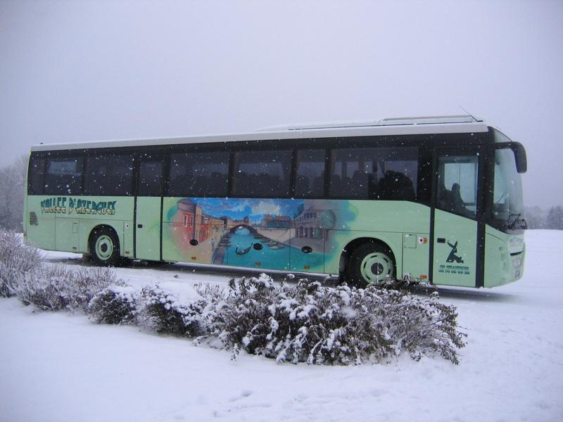 Autocars de la Vallée d'Azergues Evadys10